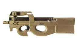 [01] CYBERGUN FN HERSTAL P90 電動槍 沙 (BB槍BB彈瓦斯槍玩具槍模型槍突擊槍來福槍卡賓槍
