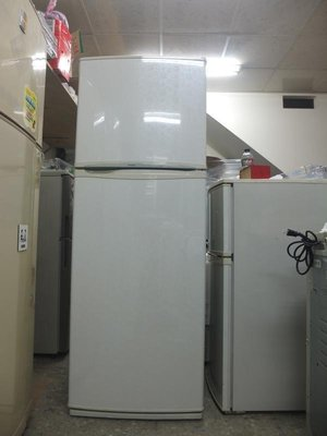 售價:6,300 LG 樂金 350公升 雙門大冰箱(二手冰箱 小鮮綠 小太陽二手家電