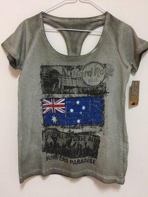 [低價899元起標] 澳洲 Hard Rock 上衣(全新)