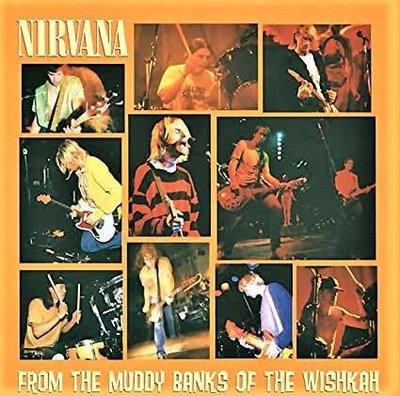 全新未拆 Nirvana-From the Muddy Banks of The Wishkah.