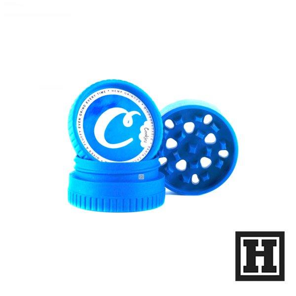 [H Market] 美國原裝進口 Santa Cruz 麻纖維 三層式 研磨器 磨碎器 Grinder 聯名系列