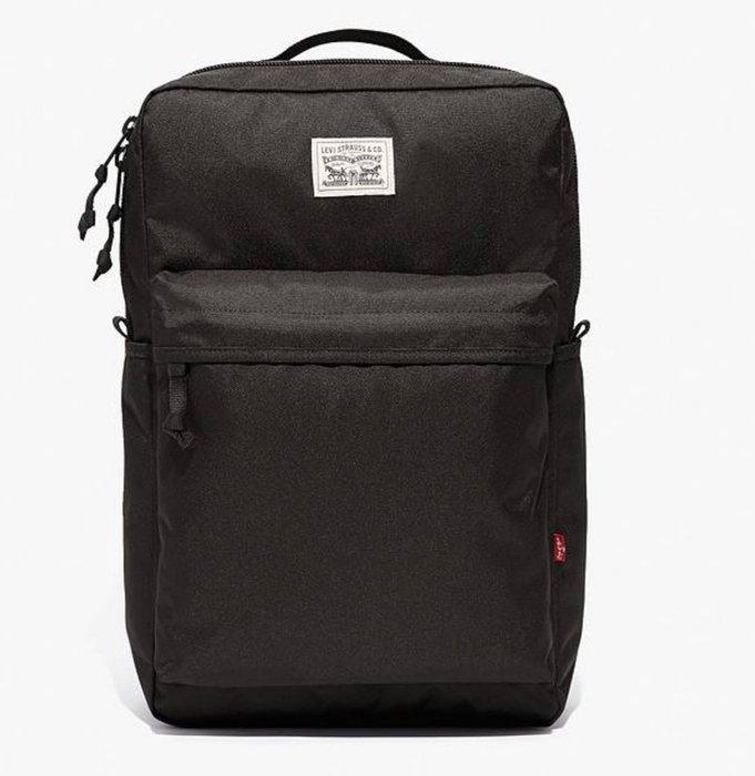THE LEVI'S® L PACK經典雙馬車LOGO後背包/電腦包 美國官網獨家限定款