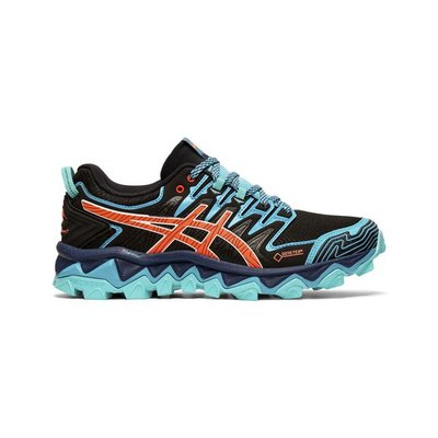 【私立高校】 亞瑟士 ASICS 1012A190-002 GEL-FujiTrabuco 7 G-TX 女款 慢跑鞋