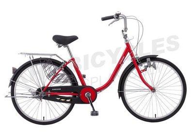 (J.J.Bike) KHS T240 淑女車 單速車 通勤車 非 giant merida