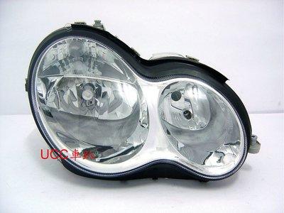 【UCC車趴】BENZ 賓士 W203 04 05 06 07 原廠型 小改款 晶鑽大燈 (TYC製) 一邊3500