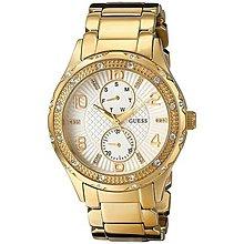GUESS 手錶 39mm 水鑽 金色 金錶 運動 女錶 U0442L2