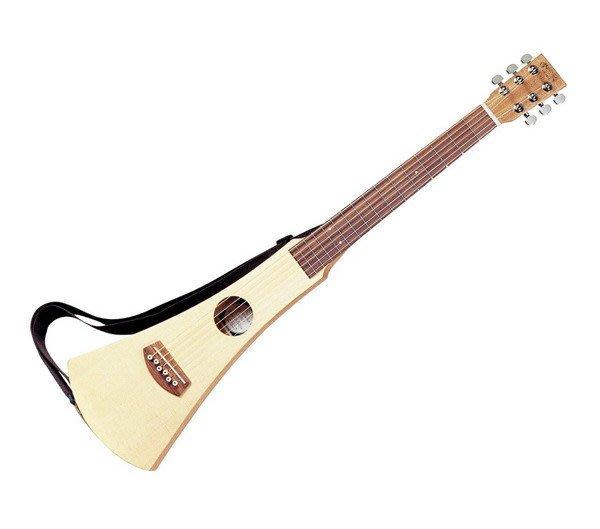 ☆ 唐尼樂器︵☆全新 Martin Backpacker 小吉他/旅行吉他/ Baby 吉他