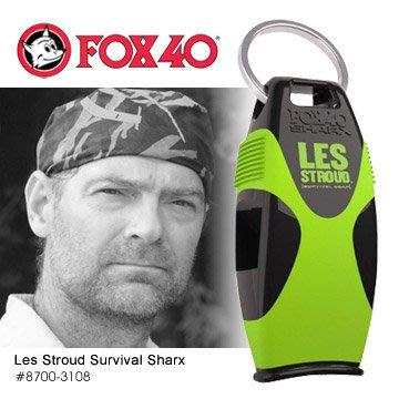 FOX 40 Les Stroud S...