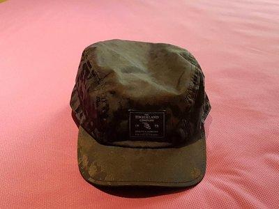 Timberland FW 藍迷彩短簷軍帽