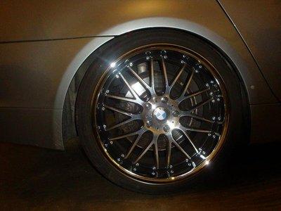 MS改避震 【 K2短彈簧 BMW 5 Series E60 04-10 w/o Self-Leveling】
