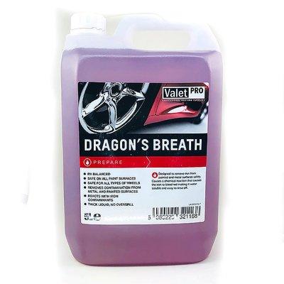 『好蠟』Valet Pro Dragon's Breath 5L(VP龍吻鐵粉去除劑)