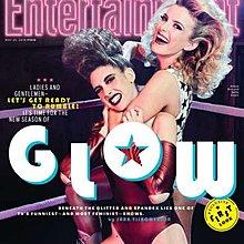 【布魯樂】《代訂中》[美版雜誌] ENTERTAINMENT WEEKLY電影雜誌《GLOW:華麗女子摔角聯盟》