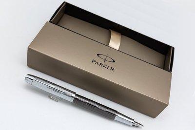 ~Pen筆~PARKER派克  系列 雙色流線 鋼筆 F尖 P0905610