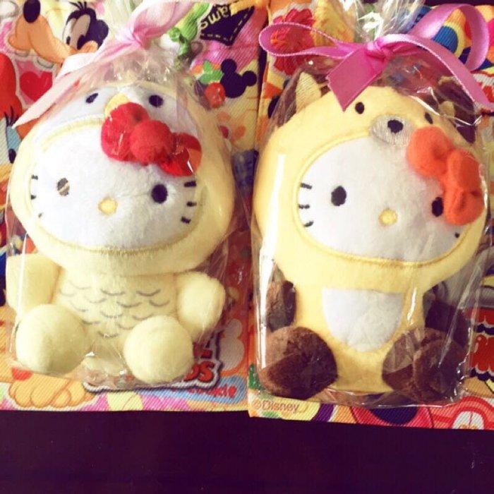 🇯🇵[現貨]北海道限定版Hello Kitty 吊飾娃娃