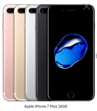 天下通手機旗艦店Apple iPhone 7 Plus 32GB