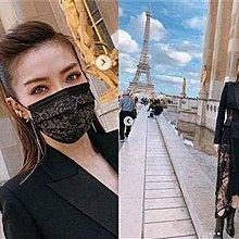 csd x 謝金燕  姐姐•蕾絲口罩(10片入/盒 非醫療)