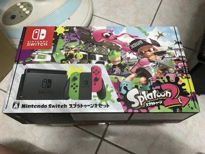 預購 日規 任天堂 Nintendo switch NS 主機 漆彈大作戰 2 同捆機 加購 薩爾達傳說 瑪利歐賽車 8