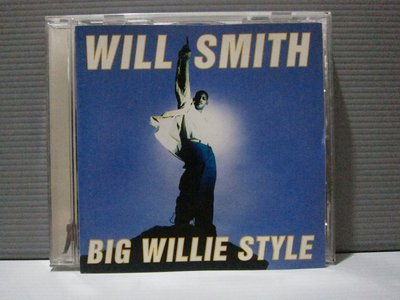 Will Smith - Big Willie Style 原版CD片美 保存良好