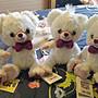 日本迪士尼五週年大學熊 時間兔牛奶ss玩偶 特價出清
