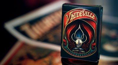 【USPCC撲克】The Vaudeville Deck歌舞雜耍撲克牌