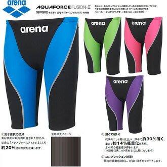 ARENA  L7011MJ  AQUAFORCE FUSION-II 高階競賽泳衣(SS/S/M/L/O)
