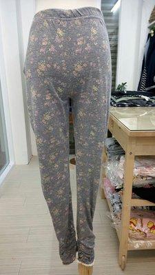 櫻花屋 日本帶回 雜貨風小花內搭褲 特價