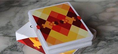 [808 MAGIC] 魔術道具 Diamon Playing Cards N° 5 Winter Warmth
