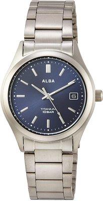 日本正版 SEIKO 精工 ALBA AQGJ408 手錶 男錶 日本代購