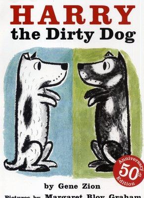 *小貝比的家*HARRY THE DIRTY DOG /平裝/3~6歲/幽默 Humor