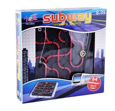 64 關通關遊戲:地下鐵 SUBWAY CONNECTING STATION