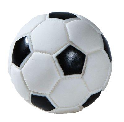 LEO世界運動系列 塑膠抗憂鬱益智舒壓狗玩具 狗玩伴TY-0104(小足球,球徑6公分) 2個100元