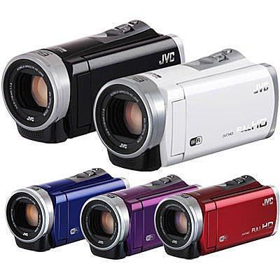 【WowLook】JVC GZ-EX310 數位攝影機 FullHD 防手震DV 中文 ex355