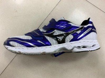 *世偉運動精品* MIZUNO 8KS-24309 WAVE IDATEN GR2 CF 自粘式路跑鞋 五折出清價