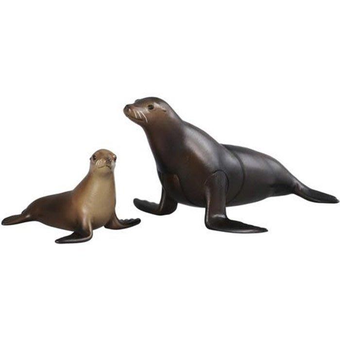【阿LIN】80365A 21 海獅 TOMICA 多美動物園 AN80365 AS-21 ST安全玩具