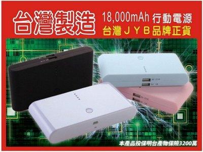 2台免運~台灣製造 JYB行動電源 超大容量實測比5萬容量更大70% XZ3 Note9 IPHONE8PLUS R17
