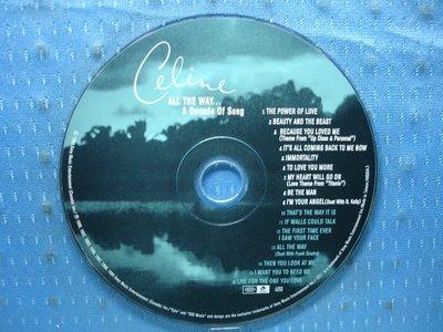 [無殼光碟]E Celine Dion -- All The Way... A Decade Of Song