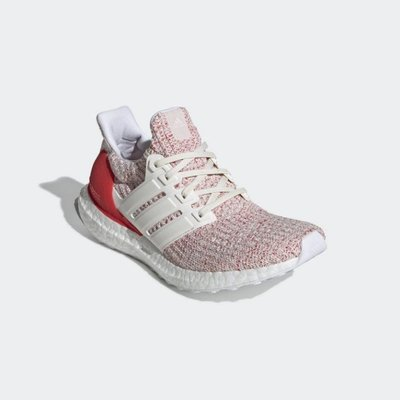 adidas Ultra Boost 4.0 Active Red 白紅 運動 休閒 慢跑鞋 女鞋 DB3209 YTS
