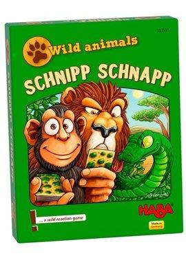 大安殿實體店面 免費送牌套 叢林爭霸戰 Schnipp Schnapp 德國HABA益智桌遊