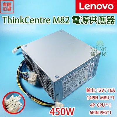 【漾屏屋】含稅 Lenovo 聯想 M82 450W 原廠 電源供應器 12V 16A 54Y8899
