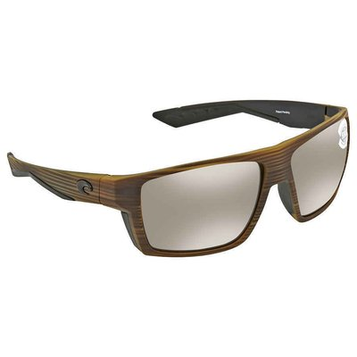 Costa Del Mar Copper Silver Mirror Polarized X-Large Fit  BLK 103男太陽眼鏡