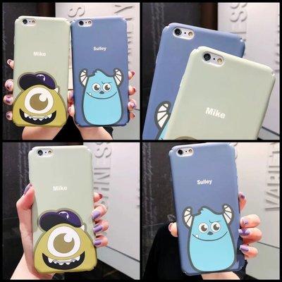 Monsters University怪獸大學磨砂硬殼iPhone手機殼