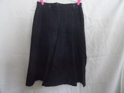 大熊舊書坊-二手  裙 腰140長66--衣1