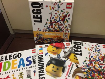 Lego Ideas Books 一套三本平讓