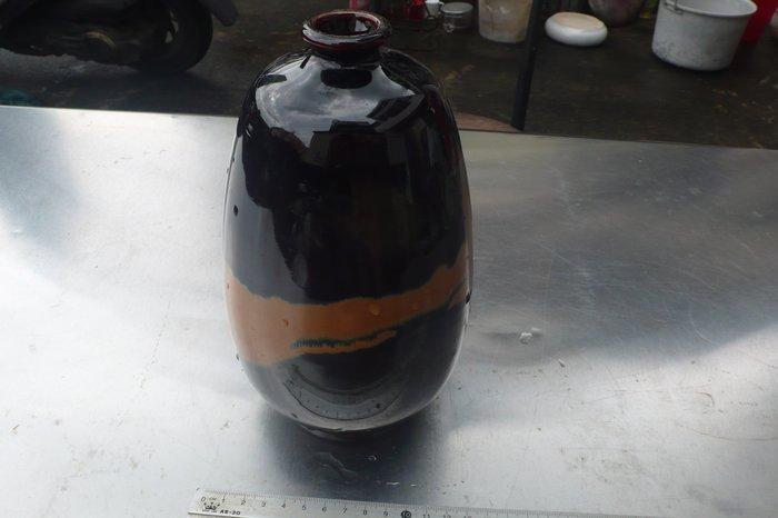 紫色小館-87---------早期創作花瓶