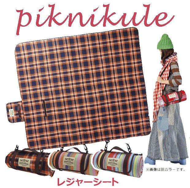 *Dou Dou House* 日本piknikule 戶外休閒側背捲筒野餐墊  大墊子 地墊 L (現貨)