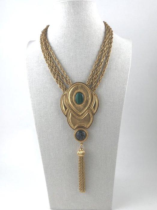 [我是寶琪] Ben-Amun 復古金項鍊