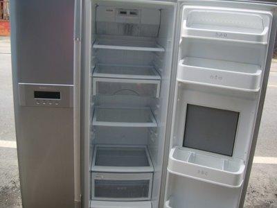 LG*575L豪華型*門中 門*雙門對開冰箱