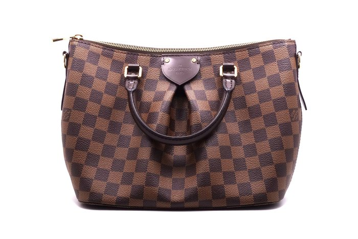 【青蘋果】路易威登 Louis Vuitton LV Siena PM棋盤格紋兩用托特包 N41545 #23002