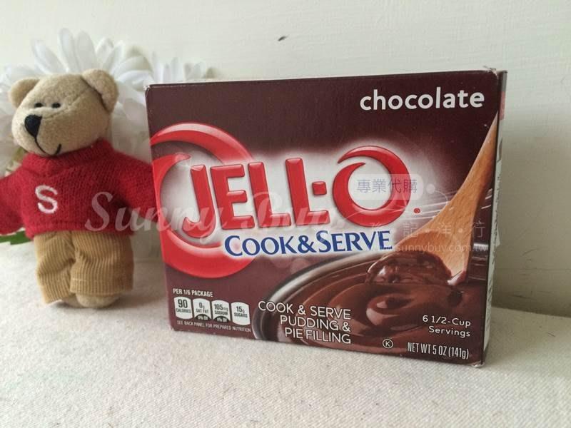 【Sunny Buy】◎現貨◎ Jell-O 布丁粉 巧克力法吉口味 141g