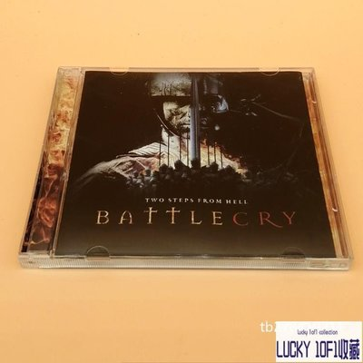 Lucky 1of1收藏地獄咫尺作曲 Two Steps From Hell Battlecry 戰吼 OST 2CD 原聲